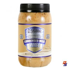Pasta de Amendoim com Whey Protein | EL SHADDAI