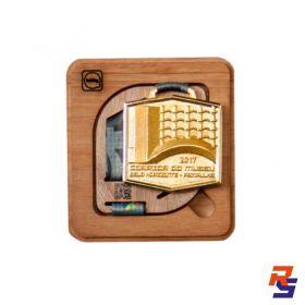 Porta Medalhas Magnético - Unitário | HOBBY MEDALS