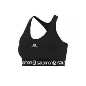 Top Impact Preto - Feminino | Salomon