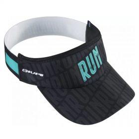 Viseira com Elásticos - Running Is My Life | HUPI