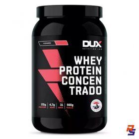 Whey Protein Concentrado - Pote 900g | DUX