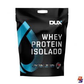 Whey Protein Isolado - Pouch 1800g | DUX