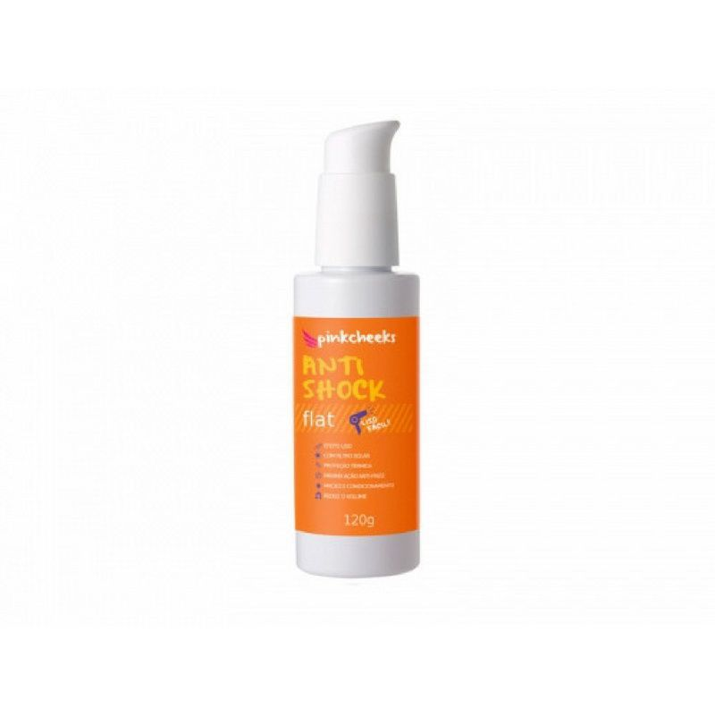 Spray Selador Capilar - Anti Shock Flat | PINK CHEEKS