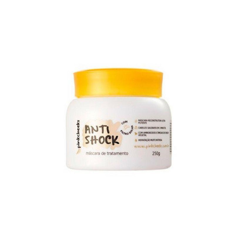 Máscara de Tratamento - Anti Shock | PINK CHEEKS