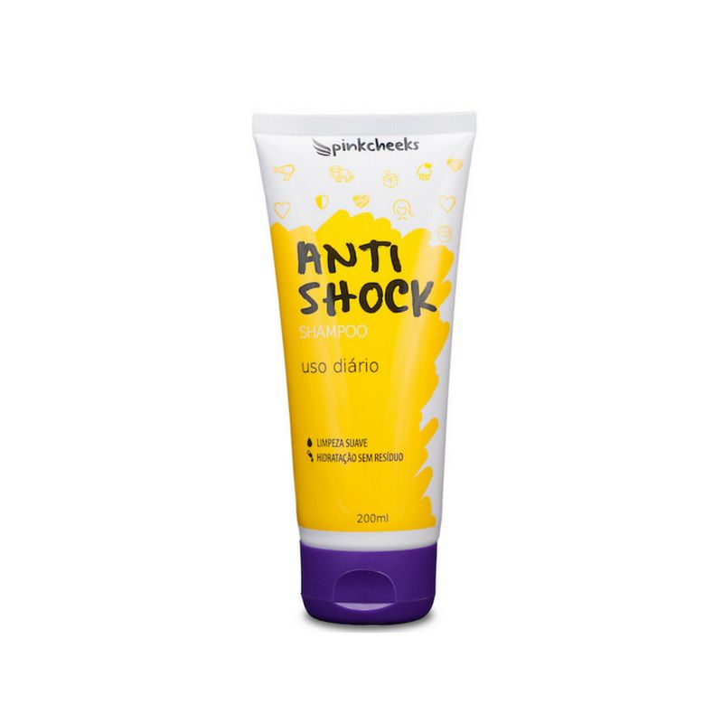 Shampoo - Anti Shock | PINK CHEEKS