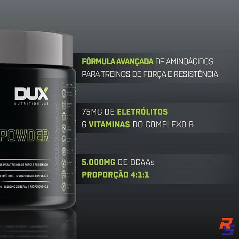 BCAA Powder | DUX