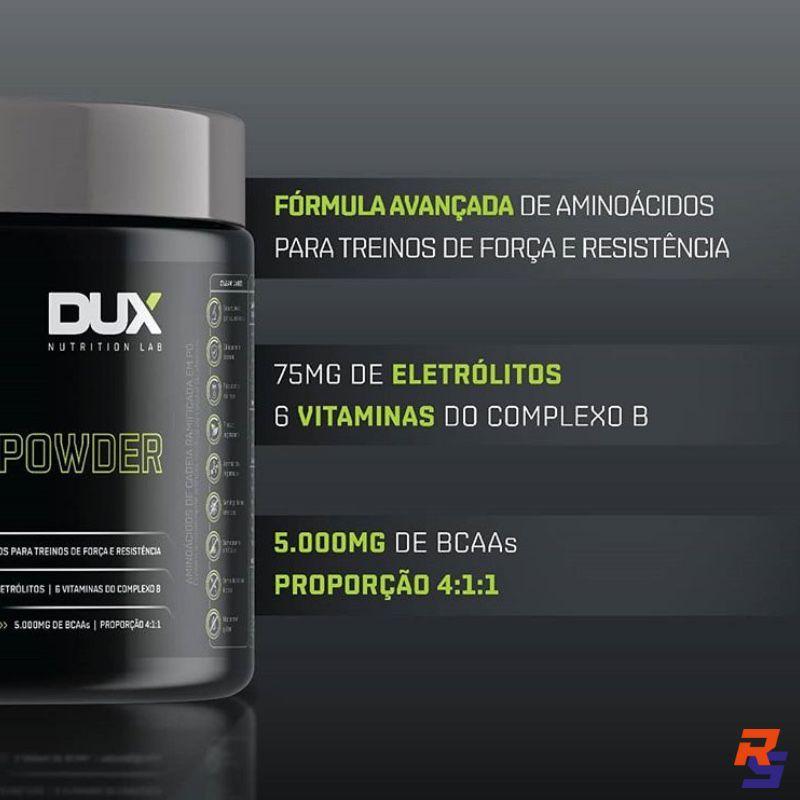 BCAA Powder | DUX