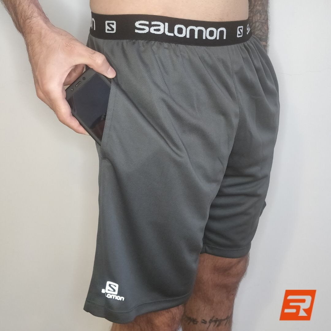 Bermuda Longa - Short Training III (Masculina) | SALOMON