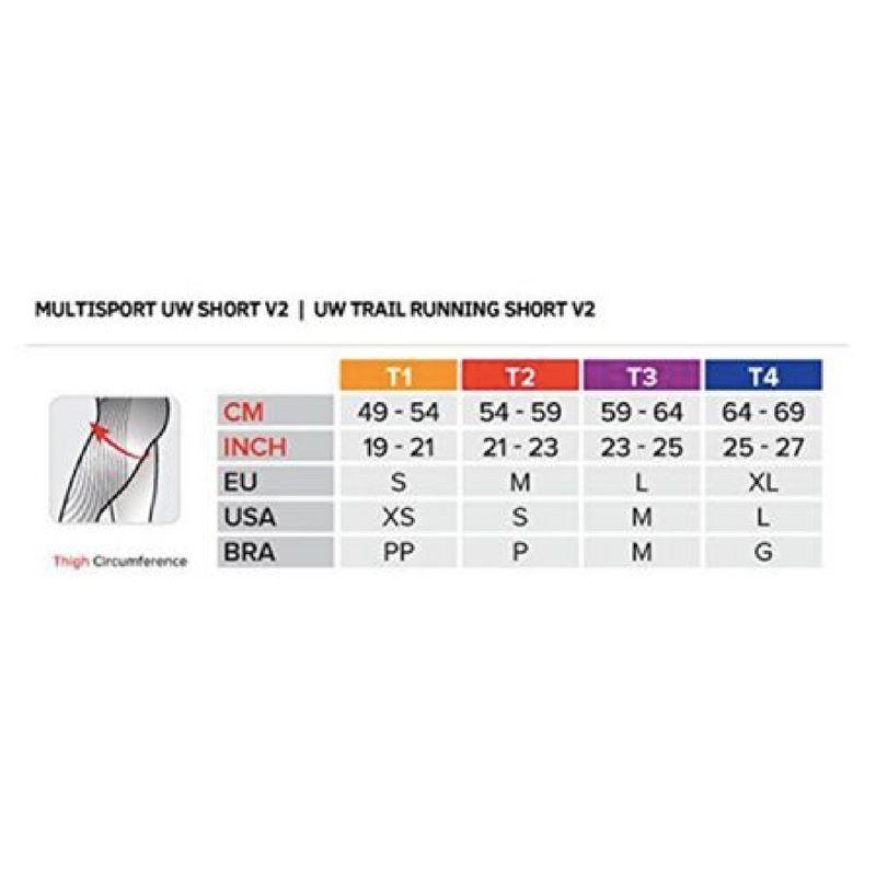 Bermuda Underwear Multisport V2 | COMPRESSPORT