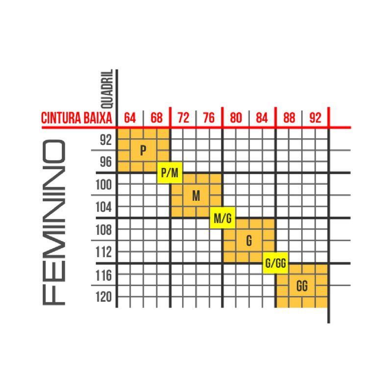 Bermuda de Compressão c/ Bolso (Feminina) | FLETS