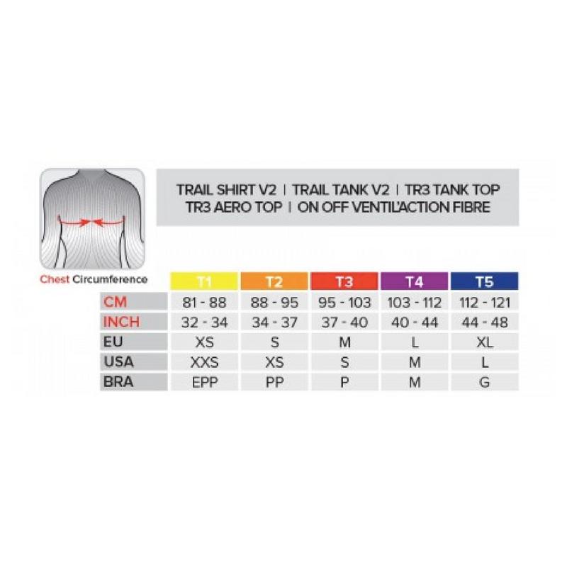Camisa TR3 Aero Top - COMPRESSPORT