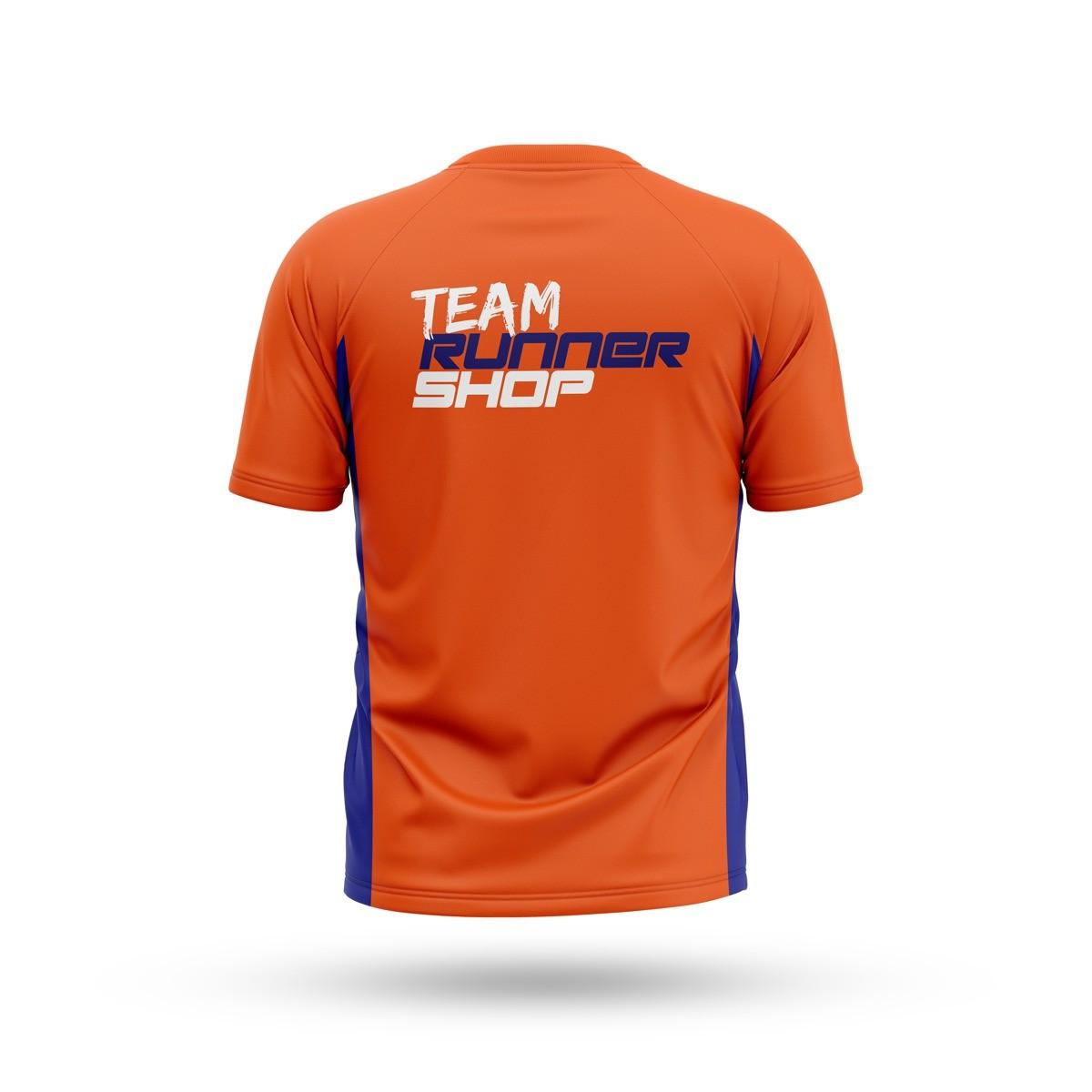 Camiseta 3 Anos Runner Shop | RS TEAM