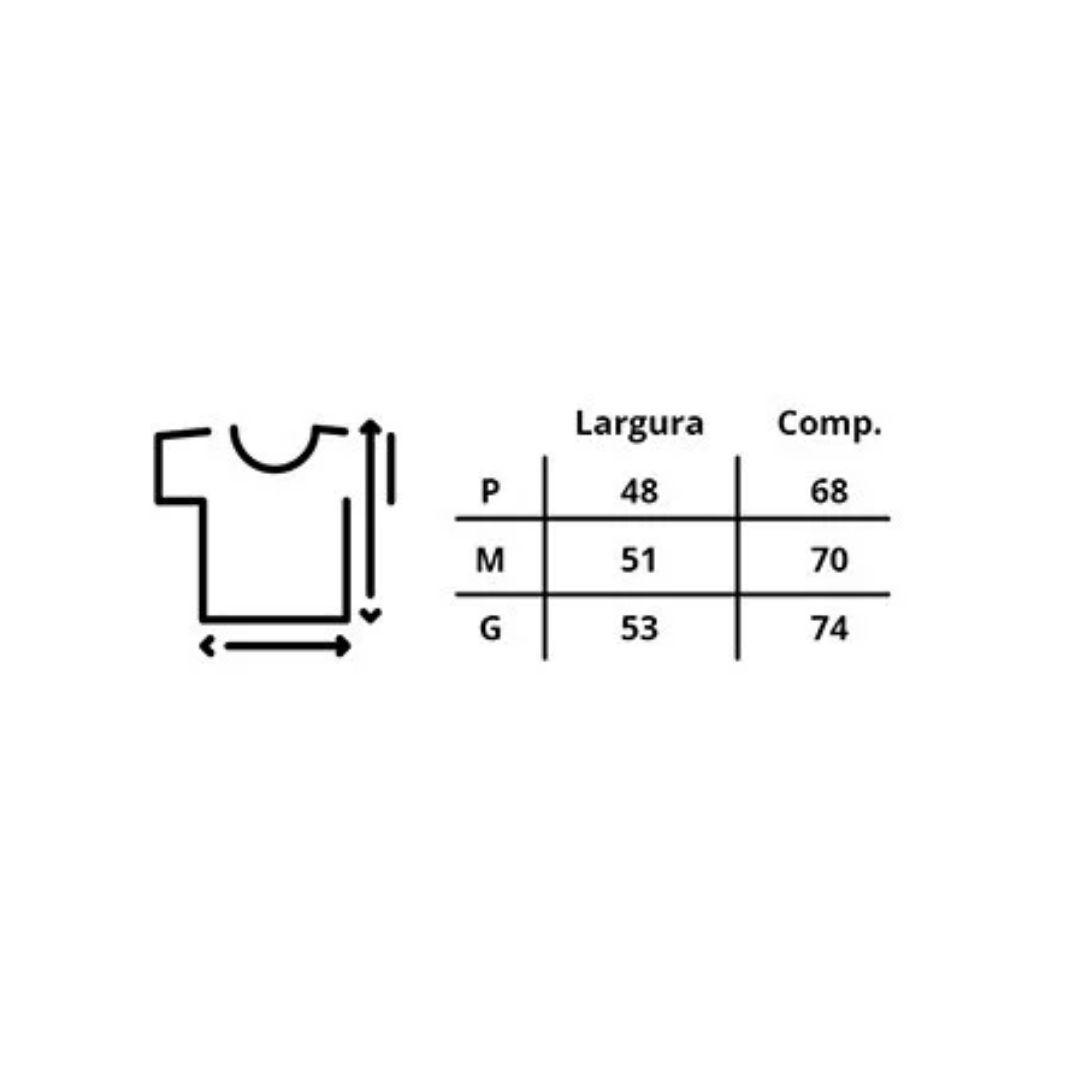 Camiseta Casual Unissex - Pista | SPRINTR