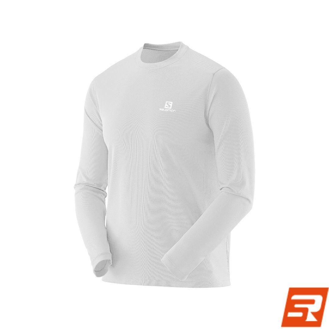 Camiseta Manga Longa - Hybrid LS (Masculina) | SALOMON
