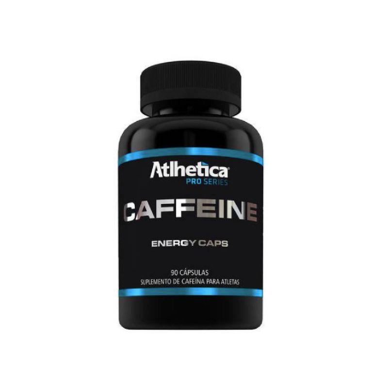 Cápsulas de Cafeína - Caffeine Pro Series ® | ATLHETICA