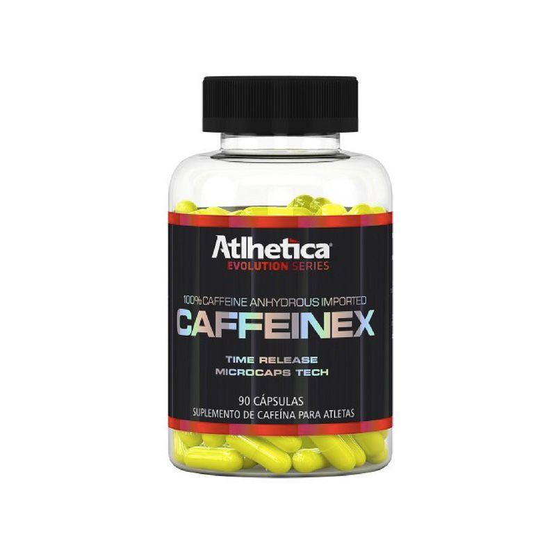 Cápsulas de Cafeína - Caffeinex ™ | ATLHETICA