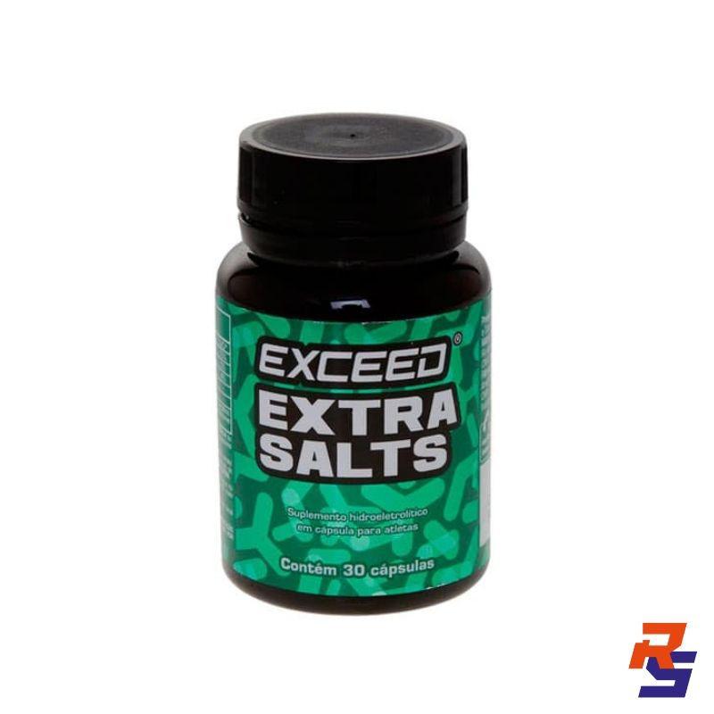 Exceed Extra Salts - Cápsulas de Sal | ADVANCED NUTRITION