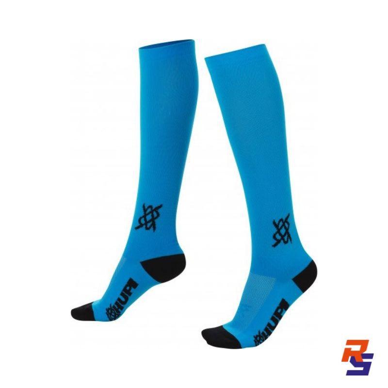 Meia Cano Longo (35 ao 42) - Azul Lisa | HUPI