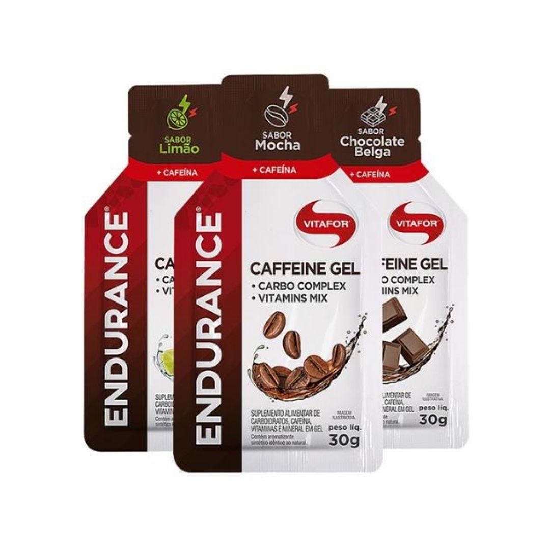 Endurance Energy Gel Caffeine | VITAFOR
