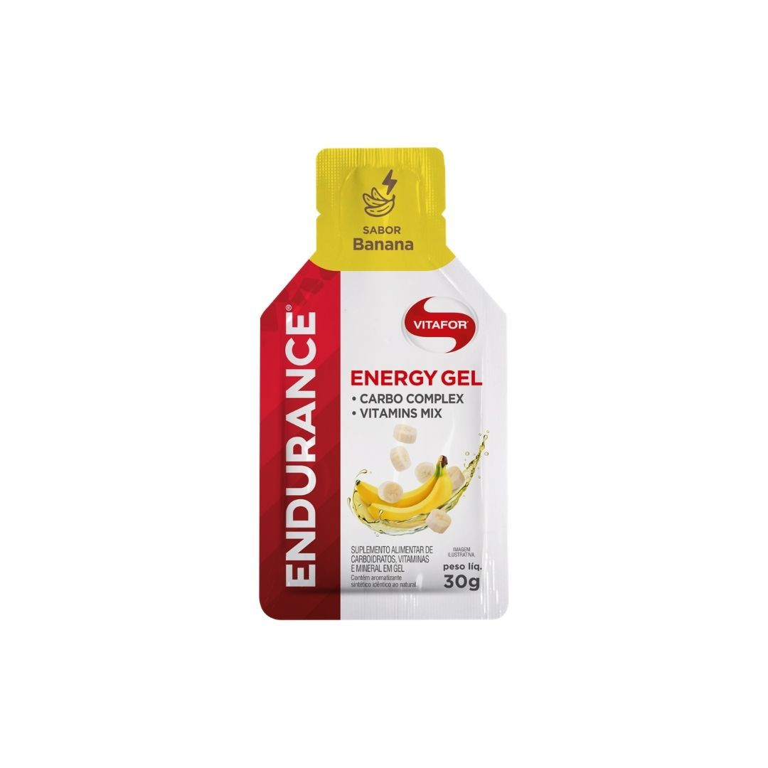 Endurance Energy Gel | VITAFOR
