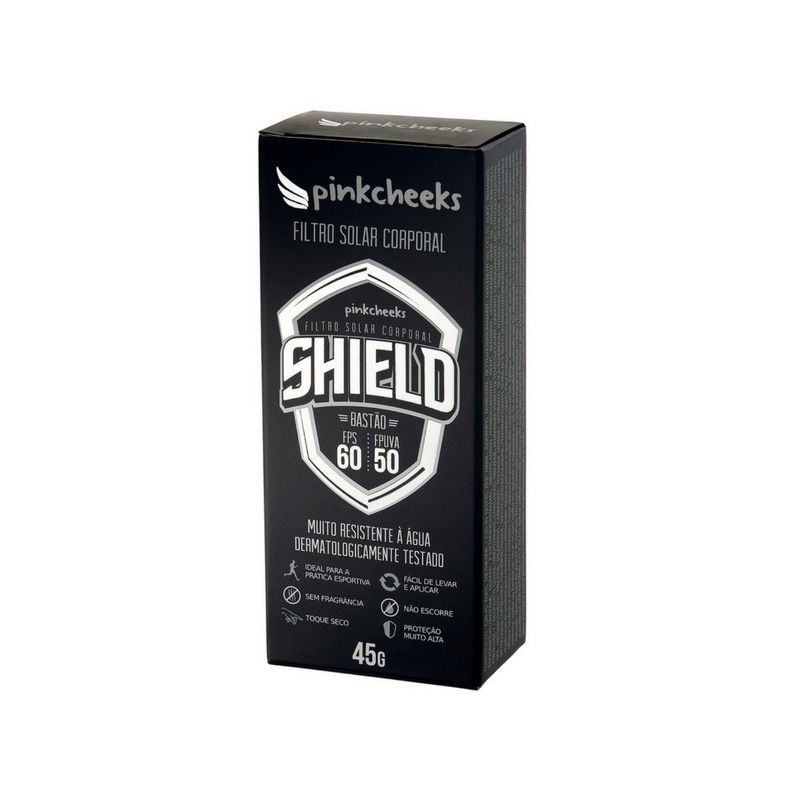 Filtro Solar Corporal - Shield | PINK CHEEKS