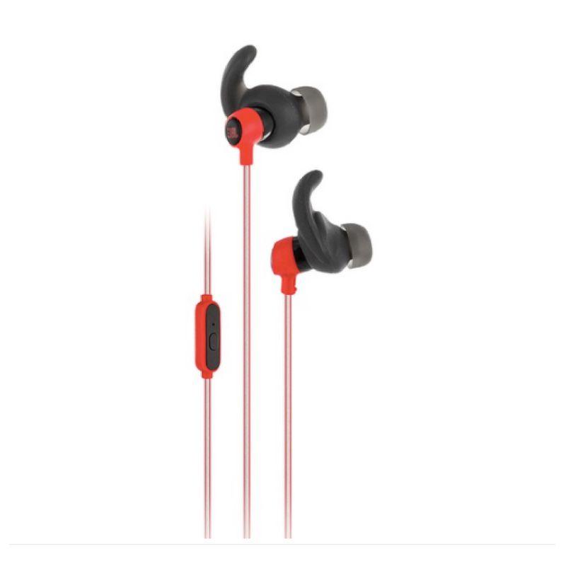 Fone de Ouvido Com Fio - Reflect Mini Vermelho| JBL
