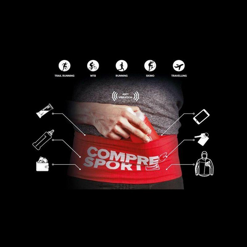 Cinto Multifuncional - Free Belt | COMPRESSPORT