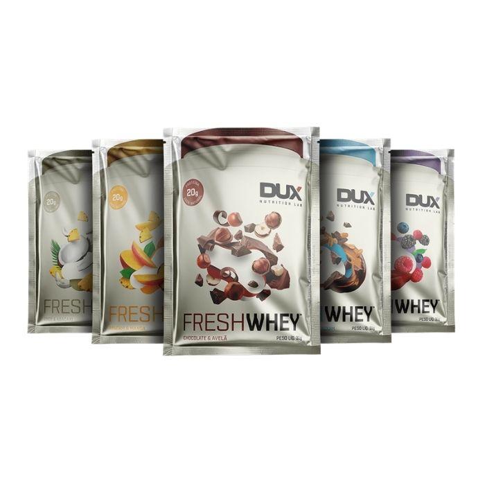 Fresh Whey - 5 Sachês | DUX