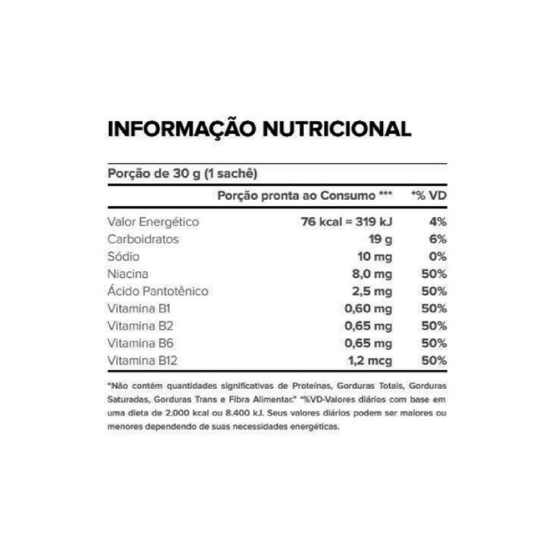 Gel de Carboidrato com Cafeína - Unitário | ATLHETICA