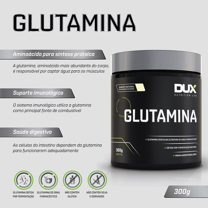 Glutamina | DUX