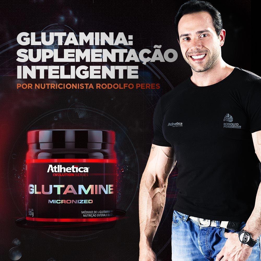 Glutamina Micronized   ATLHETICA