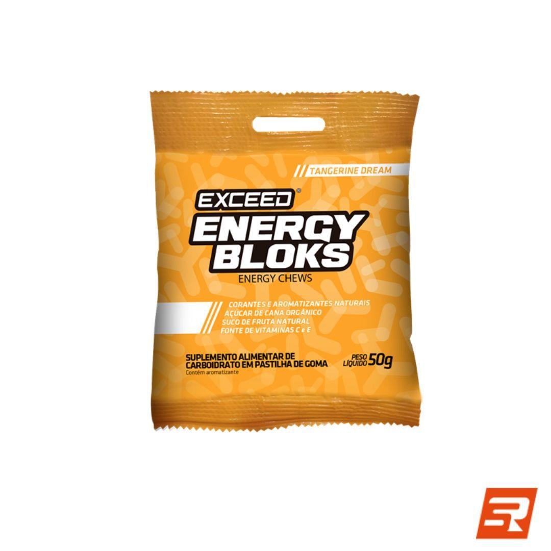 Goma Energética - Energy Bloks | EXCEED