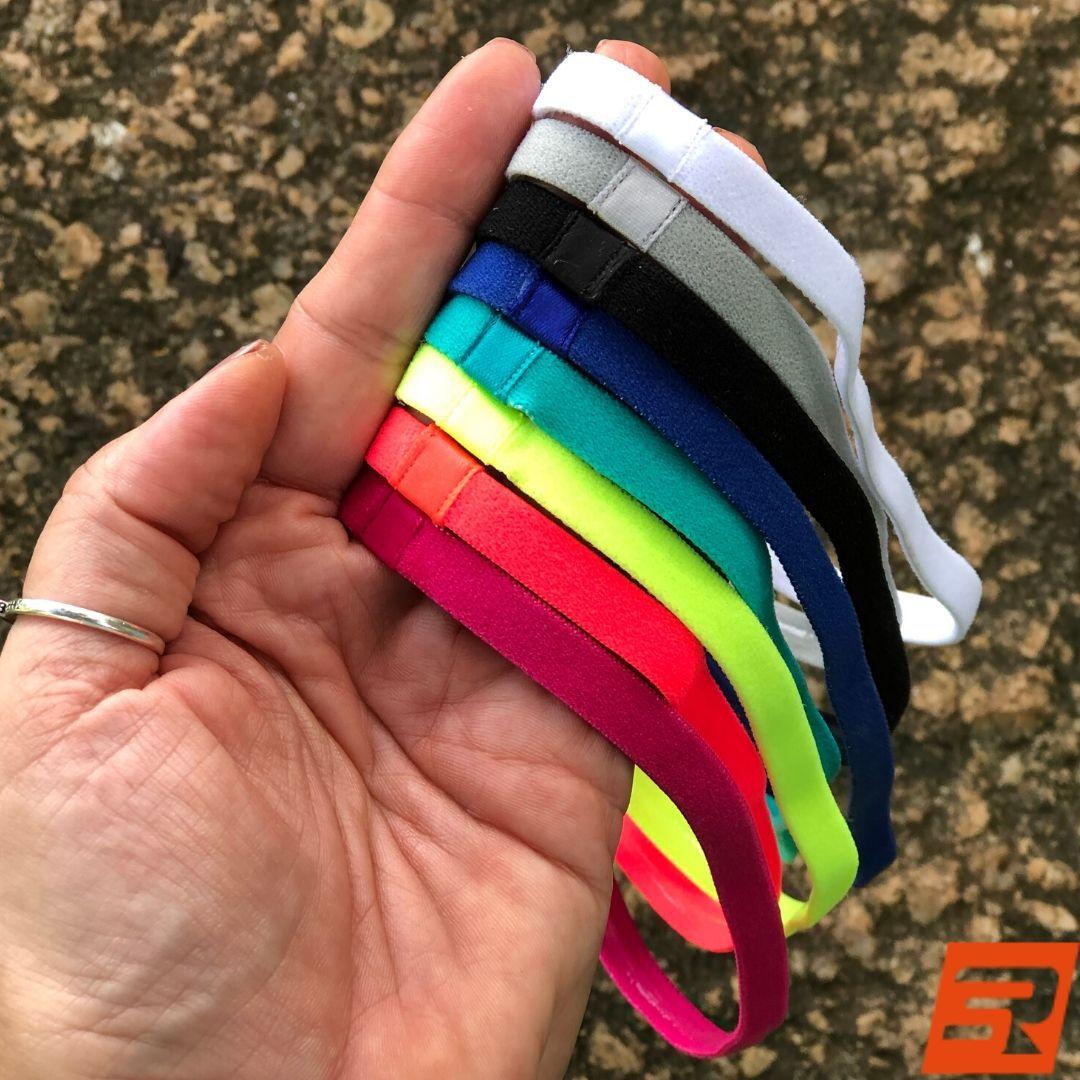 Headband Fina (Várias Cores) | RS TEAM