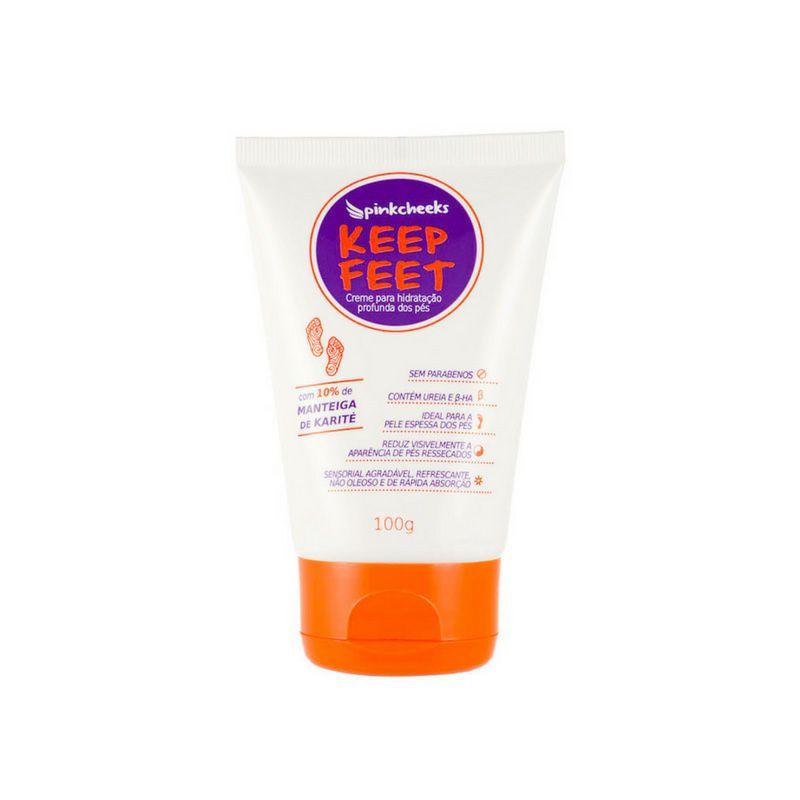 Hidratante - Keep Feet | PINK CHEEKS