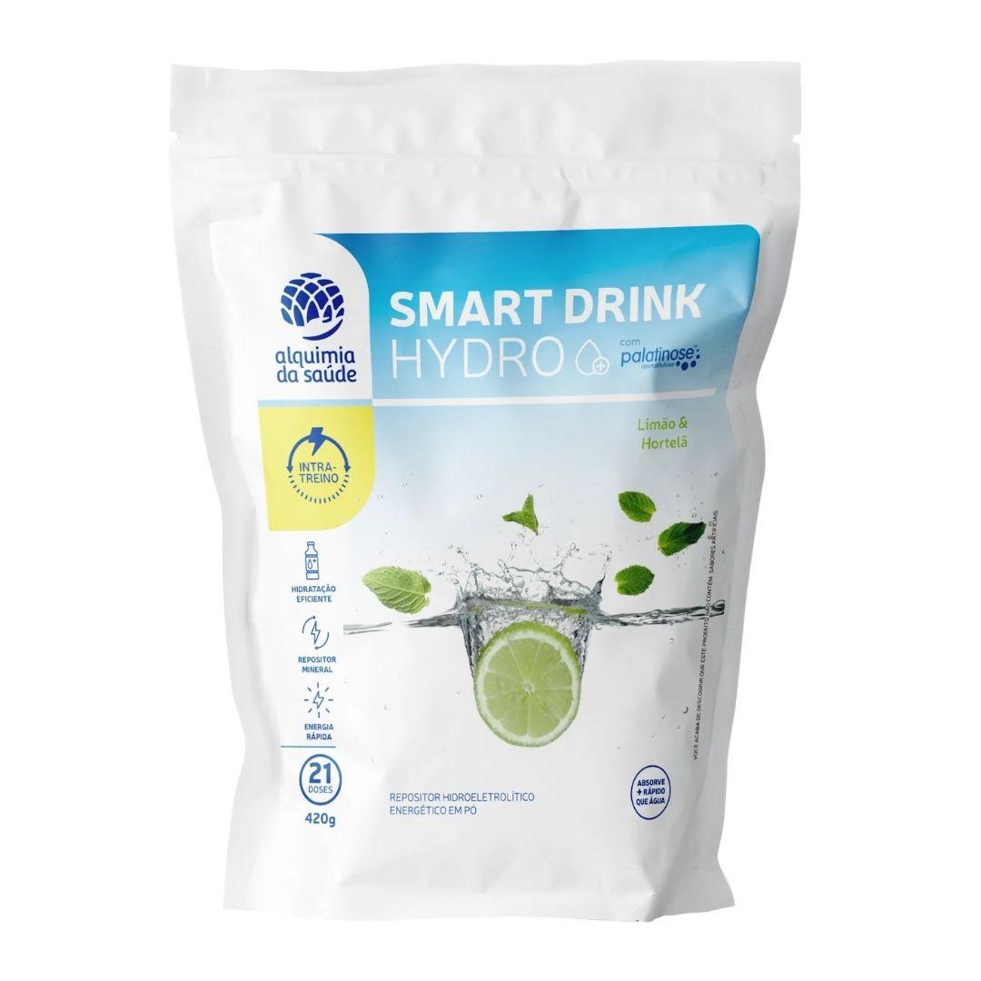 Hidroeletrolítico - Smart Drink Hydro | ALQUIMIA DA SAÚDE