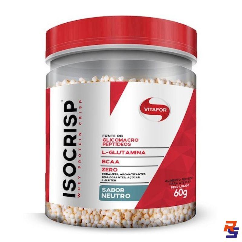 Whey Protein Isolado - Isocrisp | VITAFOR