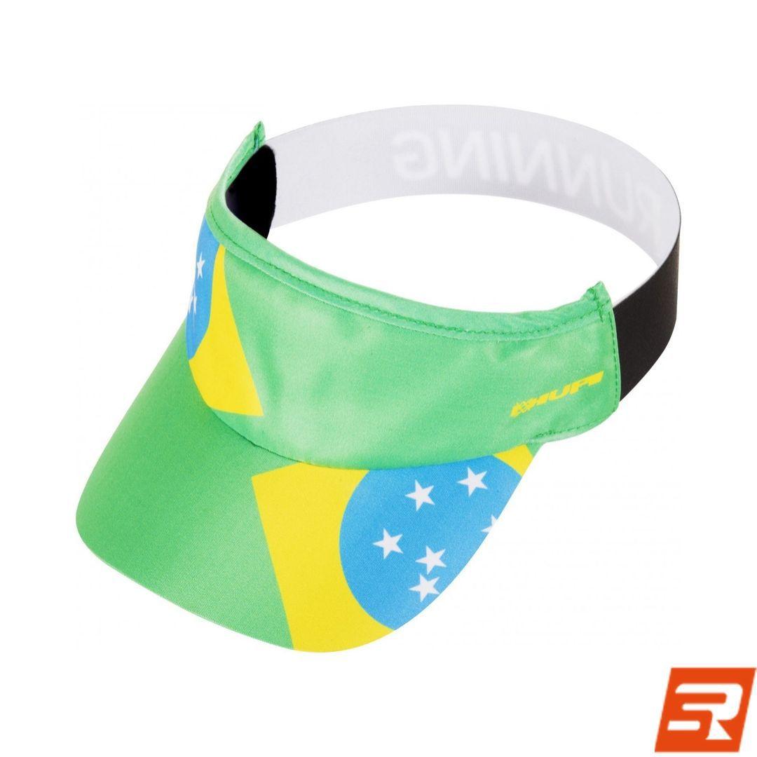 Kit Brasil (Meia e Viseira) | HUPI