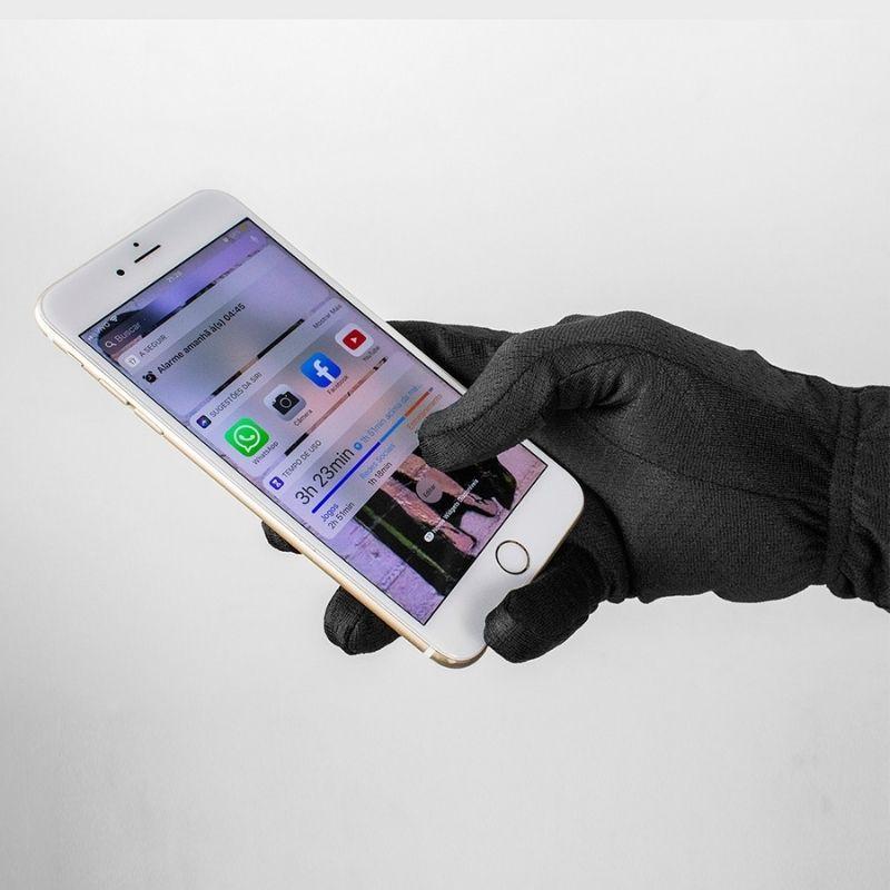 Luvas de Corrida Touch Screen Thermoskin | CURTLO