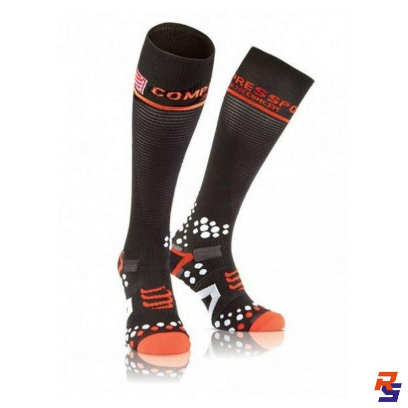Meia Cano Alto - Full Socks V2.1   COMPRESSPORT