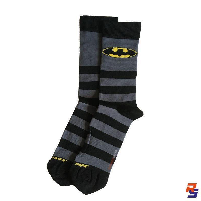 Meia Cano Médio (35 ao 42) - Batman | JOKER SOCKS