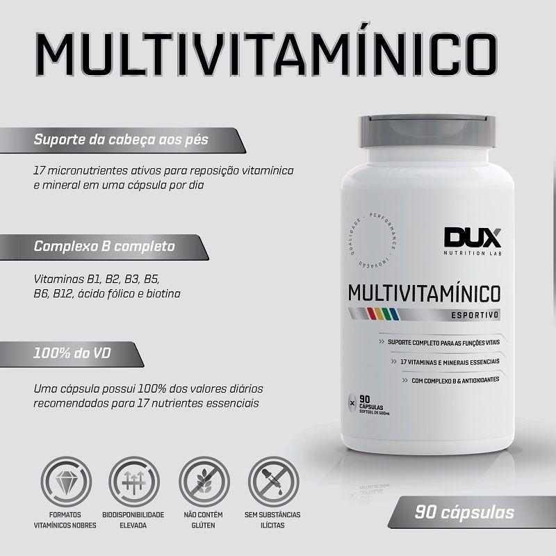 Multivitamínico Esportivo | DUX