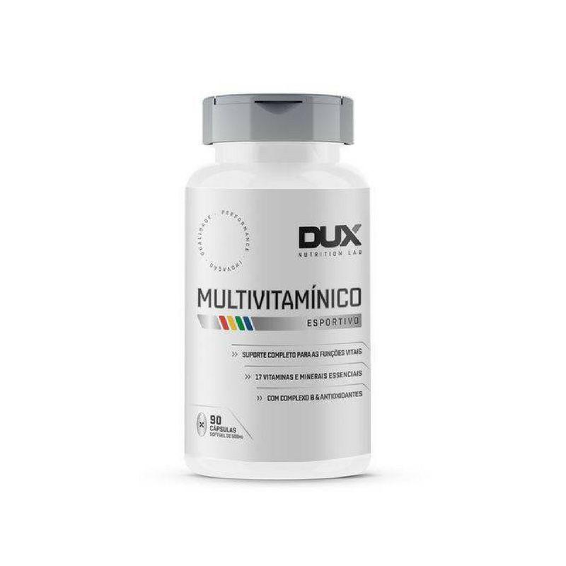 Multivitamínico Esportivo - 90 cáps. | DUX