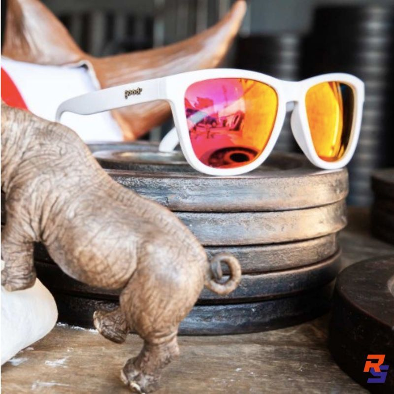 Óculos de Sol - Albino Rhino Chalked Hooves | GOODR