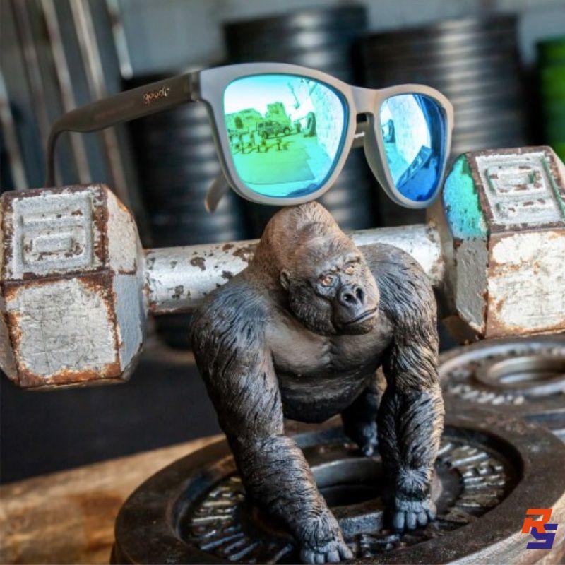 Óculos de Sol - Silverback Squat Mobility | GOODR