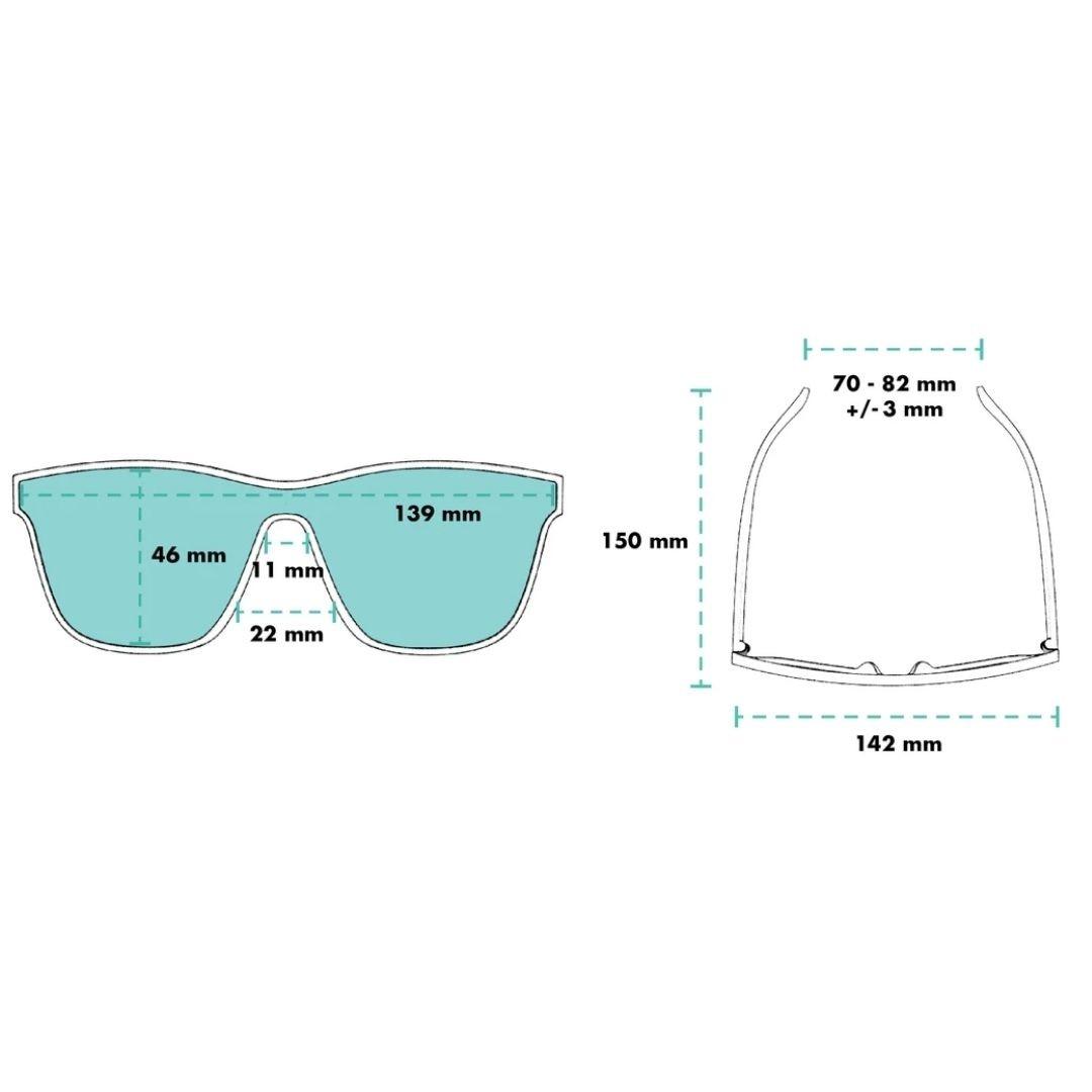 Óculos de Sol - Voight-Kampff Vision | GOODR