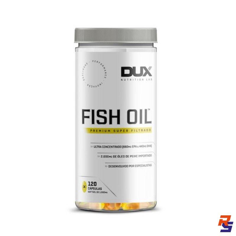 Óleo de Peixe - Ômega 3 Fish Oil | DUX