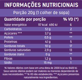 Pasta de Amendoim de Avelã com Whey Protein - 650g | DR. PEANUT
