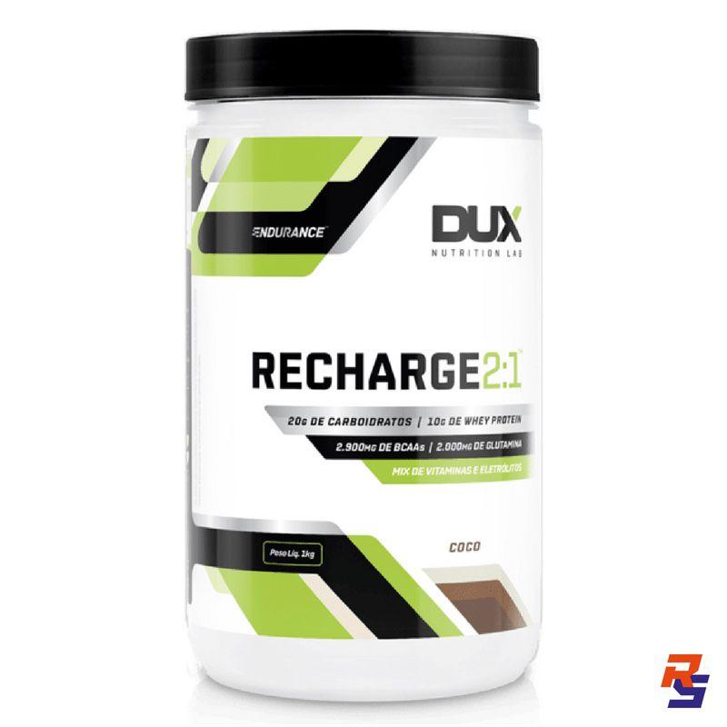 Pós-Treino - Recharge 2:1 | DUX