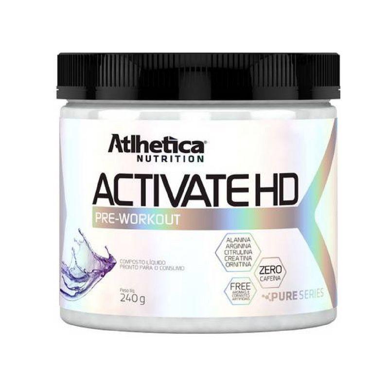 Pré-Treino - Activate HD   ATLHETICA