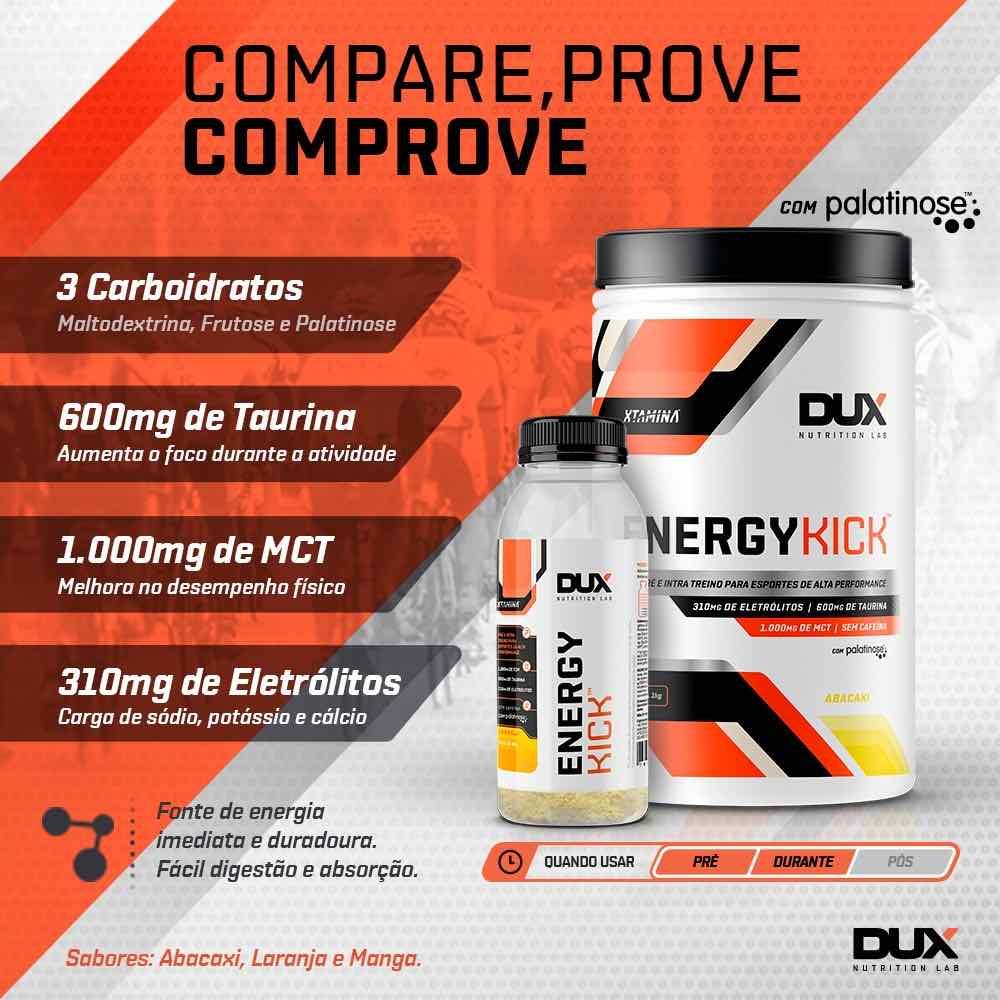 Pré-Treino - Energy Kick | DUX